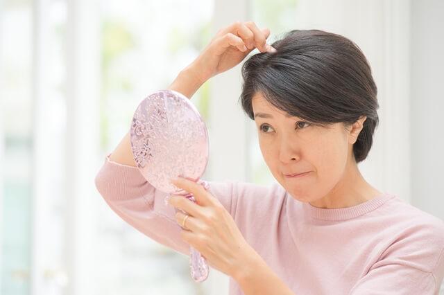 水戸市で女性の薄毛治療